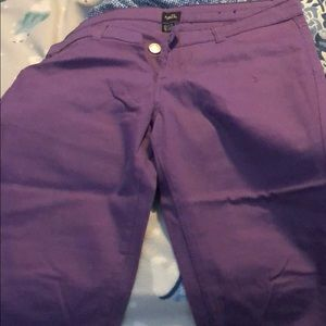 Purple Capri